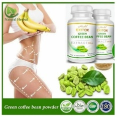 Exitox Green Coffee Bean - Pelangsing Sehat Kopi Hijau Herbal