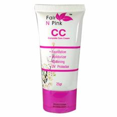 Fair N Pink Complete Care Cream / CC Cream