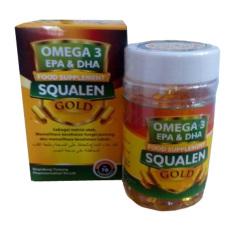 Fish Oil Omega 3 Vitamin A & D - Minyak Ikan untuk Anak dan Dewasa
