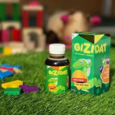 GIZIDAT Madu Penambah Nafsu Makan Anak Vitamin Multivitamin Nutrisi Suplemen Herbal .