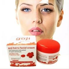 Goji Berry Wolfberry Anti Wrinkle Face Whitening Skin Moisturizer Cream - intl