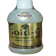 Gold-G Herbal Jelly Gamat Sea Cucumber-350 ml