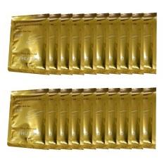 Shiseido, Gold Mask, Masker Pengangkat Komedo- 20 Sachet