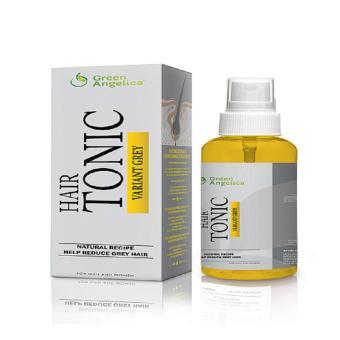 Green Angelica Anti Grey Hair - Obat Uban alami permanen