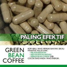 green coffe/ kopi hijau/ kopi diet kapsul 500mg tanpa botol ORIGINAL 100 %