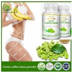 Green Coffee Bean Exitox Hendel - Pelangsing Sehat Kopi Hijau BPOM