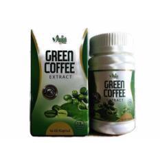 Green Coffee Bean Extract Inayah - 1Botol isi 60Kapsul