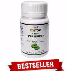 Green Coffee Bean Obat Pelangsing bada -30 Kapsul