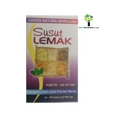 Green Natura Susut Lemak - Obat Pelansing untuk Pria dan Wanita