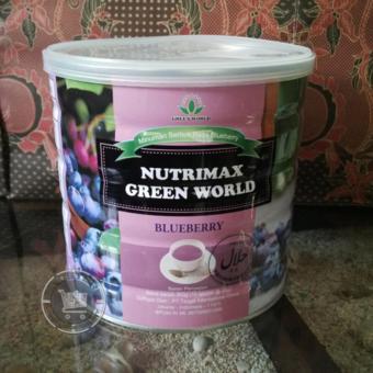 Green World Nutrimax