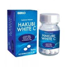 Hakubi White C Tablet 90 tabs