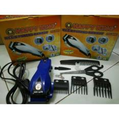 Happy King HK-900 Alat Cukur Rambut Hair Clipper Trimmer Mesin Potong