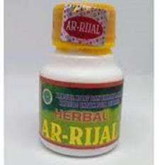 Herbal Ar Rijal 10 kapsul LP POM: Terpercaya Khasiatnya
