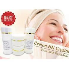 HN Crystal Cream Original Embos - Paket Krim Wajah