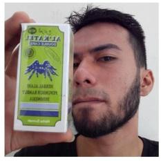 HOKI COD - Al Katel Minyak Penumbuh Rambut dan Bulu - Herbal alami Premium