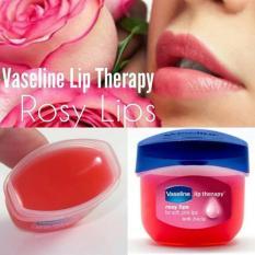 HOKI COD - Vaseline Lip Therapy Rosy Lips Therapy Premium - 1 Pcs