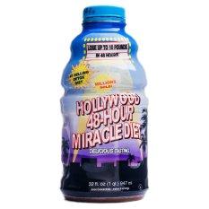 Hollywood 48 Hour Miracle Diet 947ml - Badan Kurus Dalam 2 Hari Membakar Lemak Minuman Penurun Berat Badan