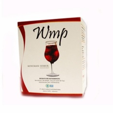 HWI WMP Original Minuman Diet Pelangsing – 1 BOX 15 Sachet Slimming Juice Strawberry