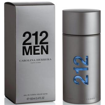 Carolina Herrera 212 Men EDT Pria - 100 ml