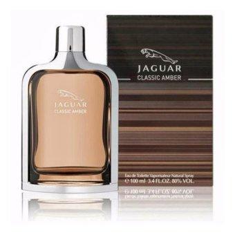 Jaguar Classic Amber Men EDT 100ml