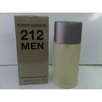Tommy Hanson 212 Men Silver Classic
