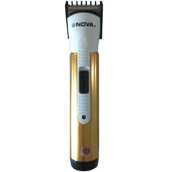 Harga Murah Nova Alat Cukur Kumis Rambut Jenggot Portabel Hair Trimmer 405  Pakai Baterai Battery Bisa Dicharge Rechargeable Shaver Perlengkapan  Bercukur ... e59d2cf3a7