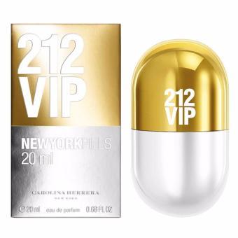 Carolina Herrera 212 VIP Pills Woman EDP - 20 ML