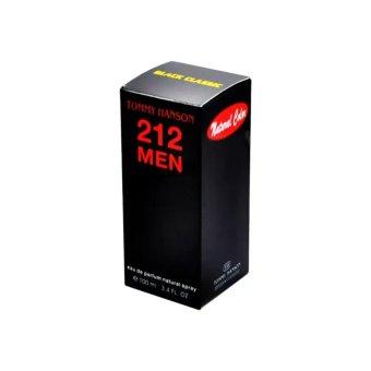 Tommy Hanson Badan Pom 212 Men Black Eau De Parfume 100ml