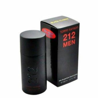 Tommy Hanson 212 Men Black Clasic Eau De Parfume 100ml