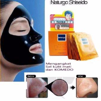 Harga Naturgo Masker Lumpur – 10 Pcs Kemasan BOX Murah