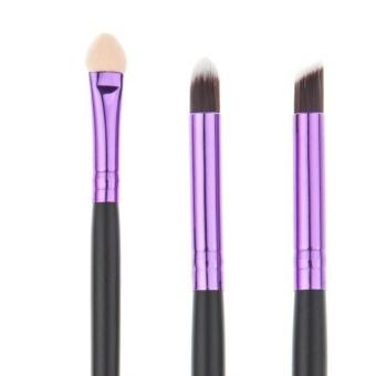 6PCS Cosmetic Makeup Brush Lip Makeup Brush Eyeshadow Brush - intl