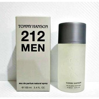 Tommy Hanson parfum 212 Men Silver Classic 100ml-Dona store