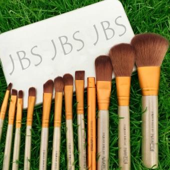 Harga JBS Profesional Kuas 12 kemasan Kaleng N5 Brush Set – 12 Pcs Murah