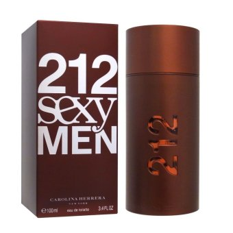 Carolina Herrera 212 Sexy Men . Eau de Toilette 100 ml