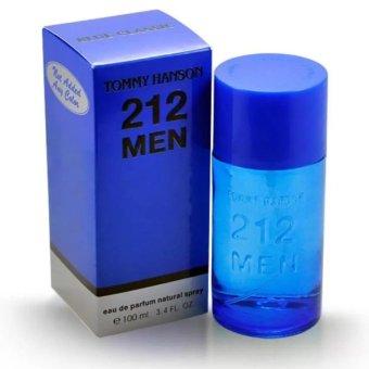 1801 rst TOMMY HANSON 212- Bottled Blue 100ml
