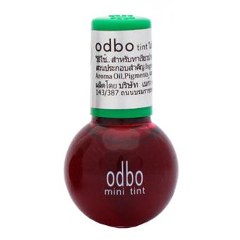 Odbo Liptint Original – Merah