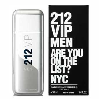 Carolina Herrera 212 VIP Men Edt - 100 mL