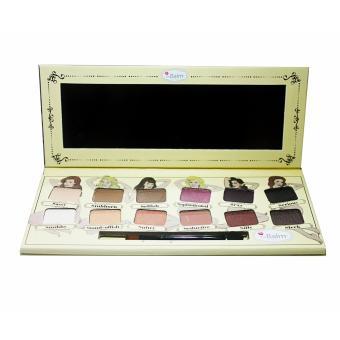 Pocket Make Up Pallete Mini Eyeshadow Dompet Olay 2in1 Mascara Dan Eyeliner - Daftar Harga Terbaru Indonesia