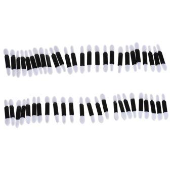 50pcs Eye Shadow Sponge Brushes Cosmetic Tool - intl