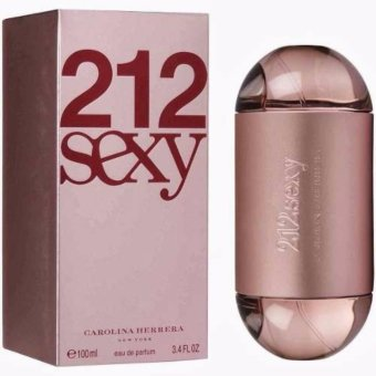 Carolina Herrera 212 Sexy Women 100ml