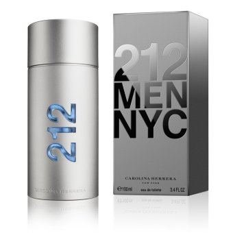 Carolina Herrera 212 NYC Man