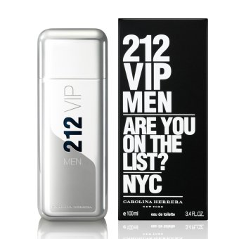 Carolina Herrera 212 VIP Men EDT Product 100ml