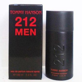 Tommy hanson 212 men black classic edp 100 ml
