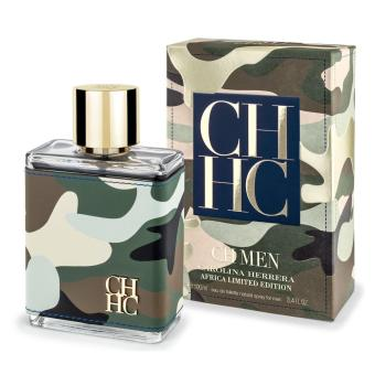 Carolina Herrera CH Men Africa for men Limited Edition EDT 100ml Tester