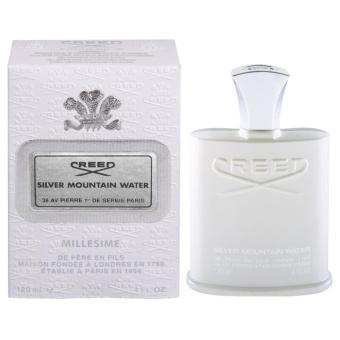 Zacky Silver Mountain Water for Men Eau de Parfum - 100 ml BSD