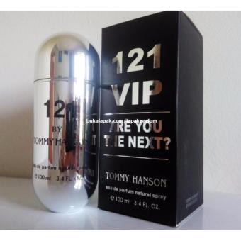 Tommy Hanson 121 Vip Silver Black
