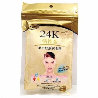 Masker Bubuk Emas 24K ~ Mask Gold 24K
