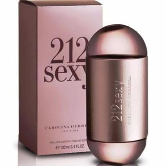 Carolina Herrera 212 Sexy For Women EDP 100ml Original