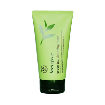 Innisfree Green Tea Cleansing Foam - 150 mL