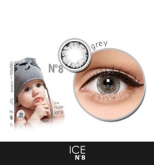 JBS Softlens Ice N8 The Nude Lens - Grey